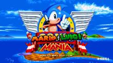 Mario and Luigi Mania