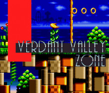 Verdant Valley Zone