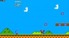 Sonic Boll Master System