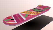 BTTF 2 Hover Board