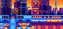 Wechnia in Sonic Mania