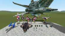 Star Fox Adventures Model Pack