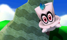 cappy over jigglypuff 3ds remake