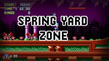 Spring Yard Zone (DEMO 1)