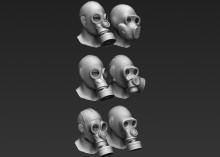 Soviet Gas Masks