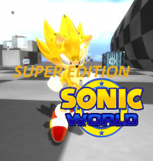 Sonic World: Super Edition