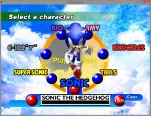 Sonic Rush Model(s)