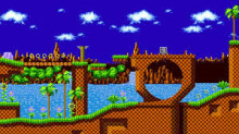 Green Hill Zone (HUGE W.I.P!)