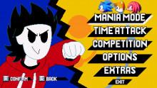 Sonic Mania & Hack