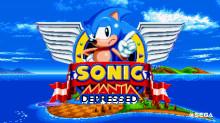Sonic Mania Depressed