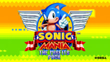 Sonic Mania: The Misfits Pack