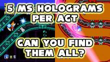 Sonic Mania Hologram Hunt BETA (Hanksterman)