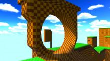 Sonic Adventure 2 Green Hill
