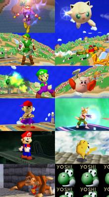 Smash 64 3D