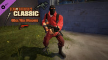 Team Fortress 2 Classic: Other/Misc Weapons