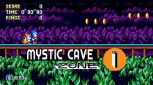 Mystic Cave Zone (WIP)