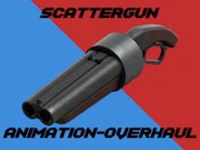 Scattergun animation overhaul