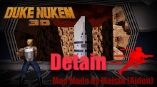Duke Nukem Second Map (Detain)