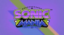 Sonic Mania Recoated