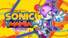 Sonic Mania: Blazey Mix