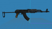 AKMS for Galil