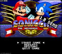 Sonic CD Boll 1.8!