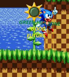 Green Hill Zone Good Future