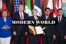Modern World (2018)