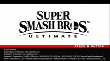 Super Smash Bros. Ultimate for Wii U