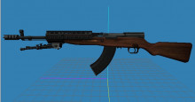 SKS remade
