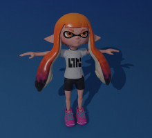 Inkling Over Fox