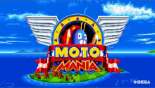 Motobug Mania Built On DLC
