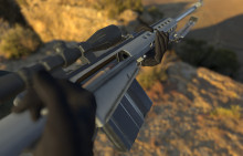 Animation: Barrett M82A1
