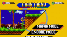 Sonic Mania & Mighty