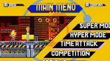 Sonic Mania: Super Plus Hyper Edition
