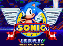 Beta Remake (Sonic Discovery) Plus Demo 1