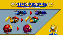 Restored Palettes + Other Color Fixes (DEMO)