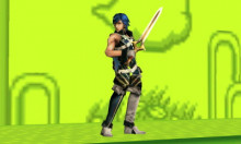 Chrom Import And Moveset (WIP)