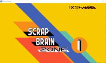 Scrap Brain Zone(Hill Top Zone)  Mod Wip