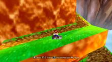 Super Mario 64 Lobby