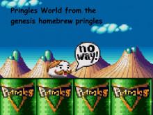 Pringles Homebrew From The Sega genesis Mapskin