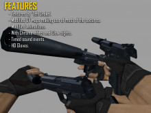 Detailed Weapons Pack