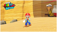 Classic Mario Sunshine outfit