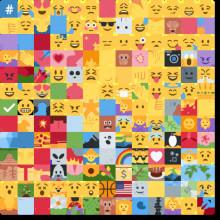 Unicode 11 emojis