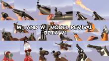 V_ and W_ Model Revival