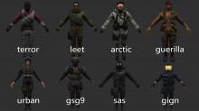 CSO 2 Player Models