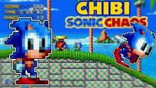 Chibi Sonic Chaos
