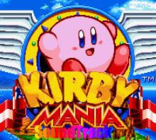 Kirby Mania Soundtrack