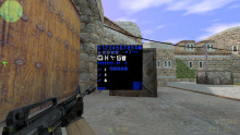 CS:GO HUD Red + Green