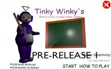 Tinky Winky's basics in how to make tubby custard.